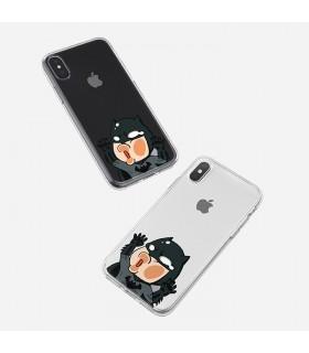 قاب موبایل Batman - طرح یک  کد SHDC007