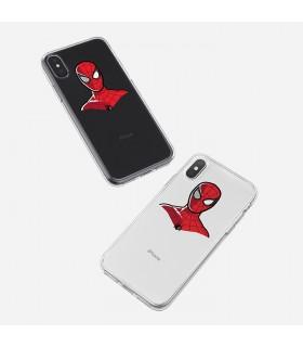 قاب موبایل Spiderman - طرح یک کد SHM014
