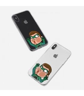 قاب موبایل Green Lantern کد SHDC013
