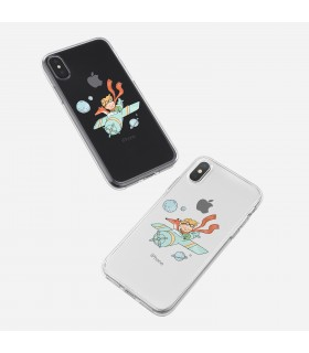 قاب موبایل Little Prince - طرح چهار کد SHLPP006