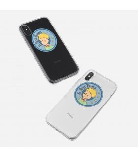 قاب موبایل Le petit Prince - طرح سه کد SHLPP009