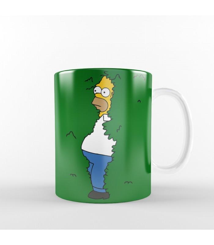 ماگ Homer - طرح سه