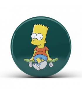 پیکسل Bart Simpson - طرح دو