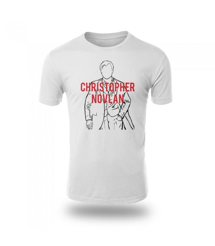 تی شرت Christopher Nolan - طرح دو